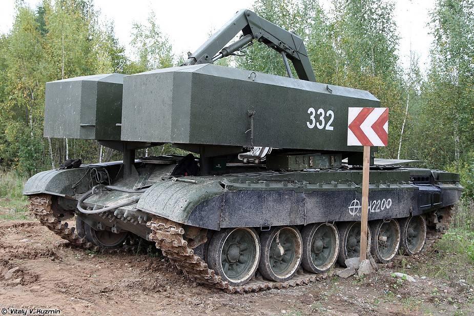 قاذفة اللهب TOS-1A الروسية أكثر الأنظمة شعبية وتصديرا
