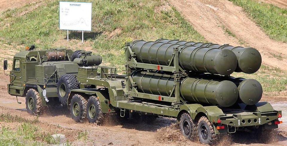 بدء تجارب القبول على نظام صواريخ الدفاع الجوي الروسي الجديد S-500