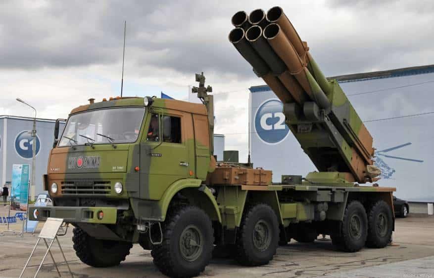 """معرض أراميا سيشهد أول ظهور لصواريخ """"تورنادو إس"""""""