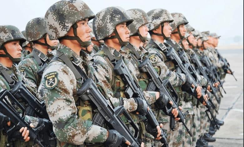 الجيش الصيني ينضم إلى التدريبات الإستراتيجية قفقاس 2020 في روسيا
