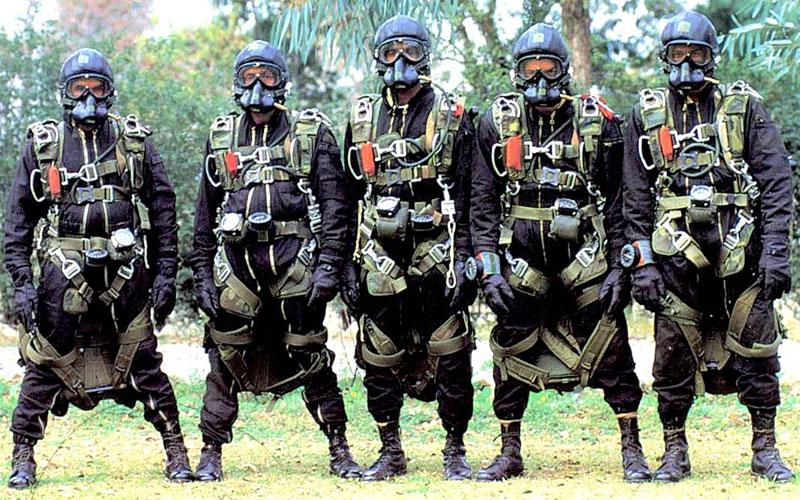 القوات الخاصة السويدية تشارك في فرقة العمل تاكوبا في إفريقيا
