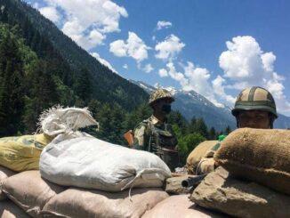 القوات الهندية والصينية تبادلت النار مرتين من جديد