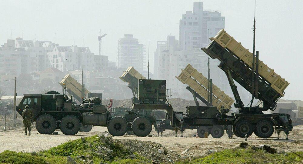 رومانيا تتسلم أول صاروخ دفاع جوي أمريكي من طراز PAC-3 MSE Patriot