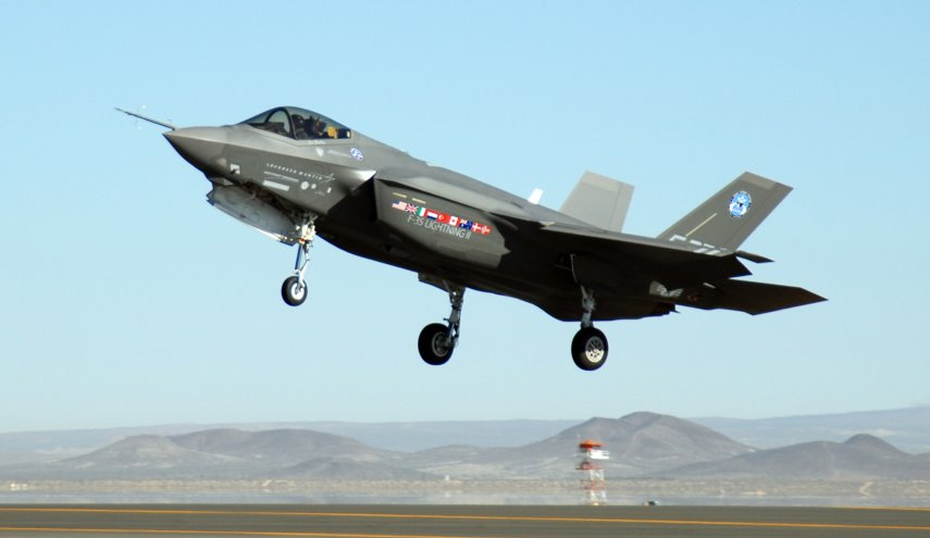 9 أشياء قد لا تعرفها عن مقاتلة الشبح F-35C