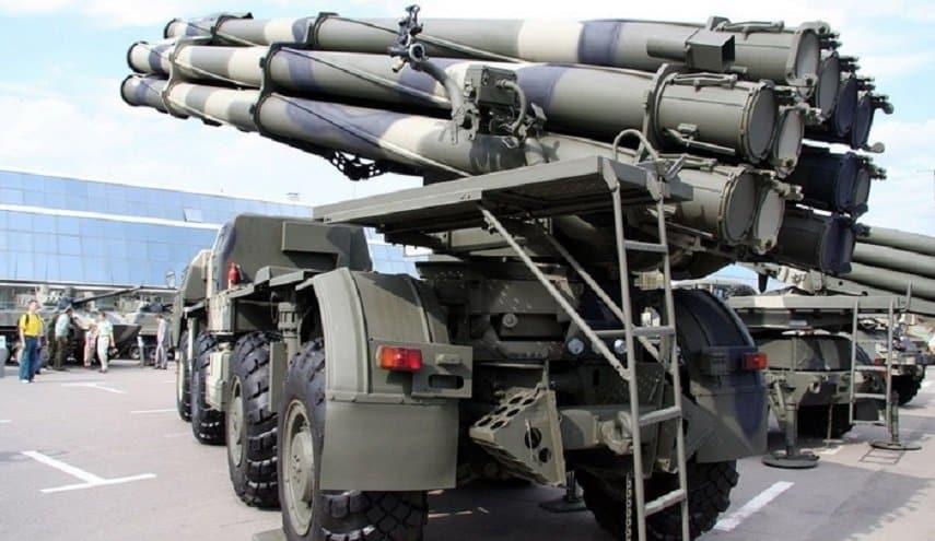 """منظومة """"غيرميس"""" الصاروخية الروسية المطورة في سوريا ..الرسالة وصلت"""