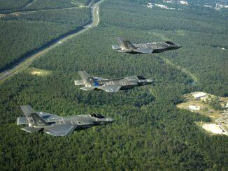مساع للاتفاق بحلول ديسمبر على صفقة بيع المقاتلة إف-35 للإمارات