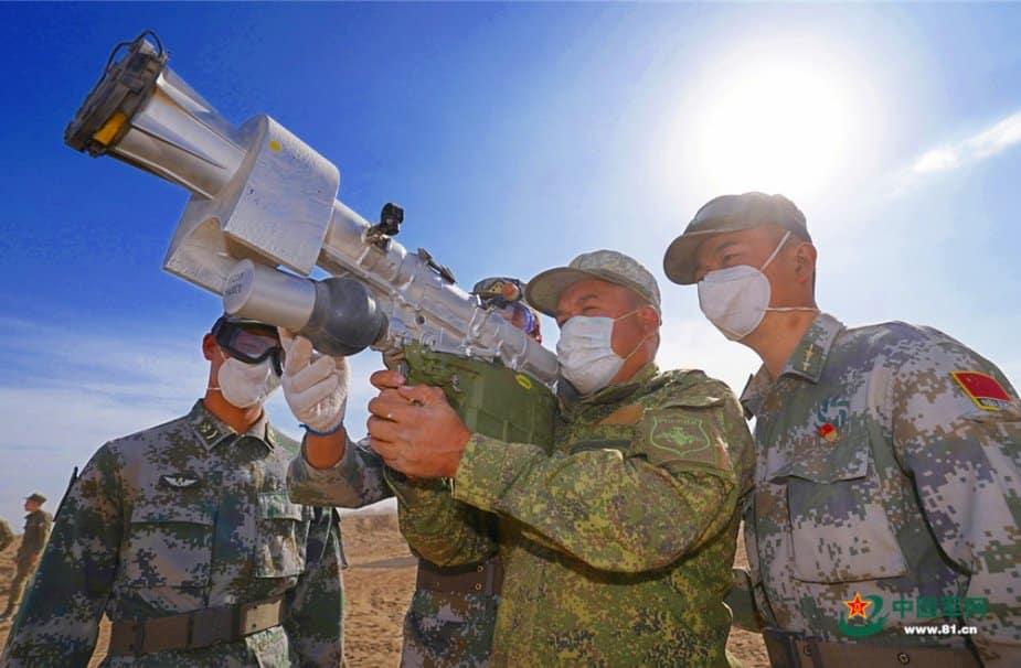 القوات الصينية تتكيف مع المعدات الروسية بسرعة مذهلة خلال تمرين قفقاس 2020