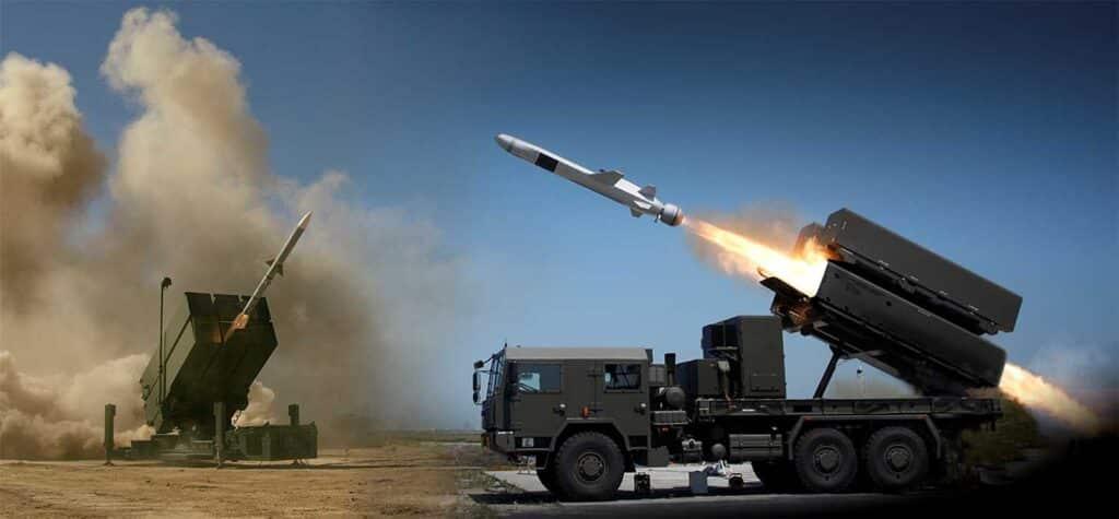 نظام SAM الذي يحرس واشنطن العاصمة يعترض صاروخ كروز وهمي