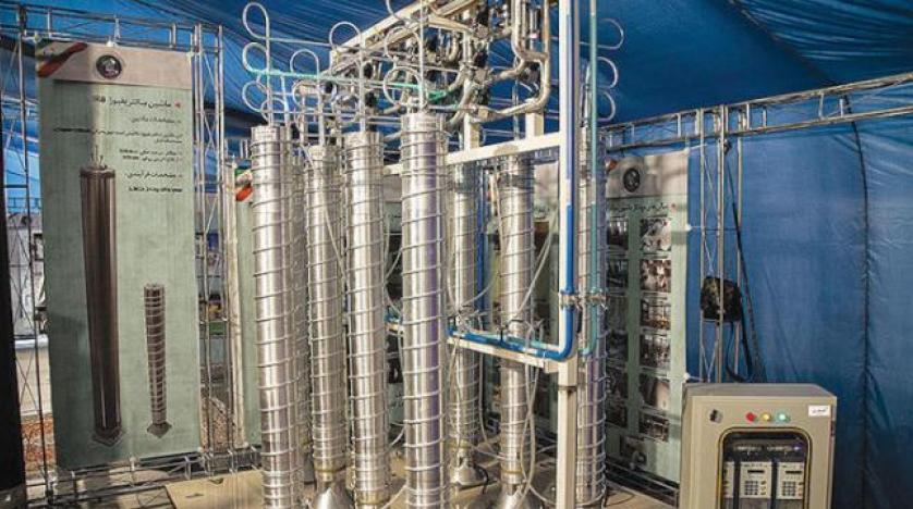 إيران تلجأ للجبال لإنتاج اجهزة الطرد المركزية النووية