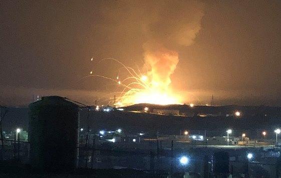 الجيش الأردني يوضح سبب الإنفجار في مخزن السلاح بالزرقاء