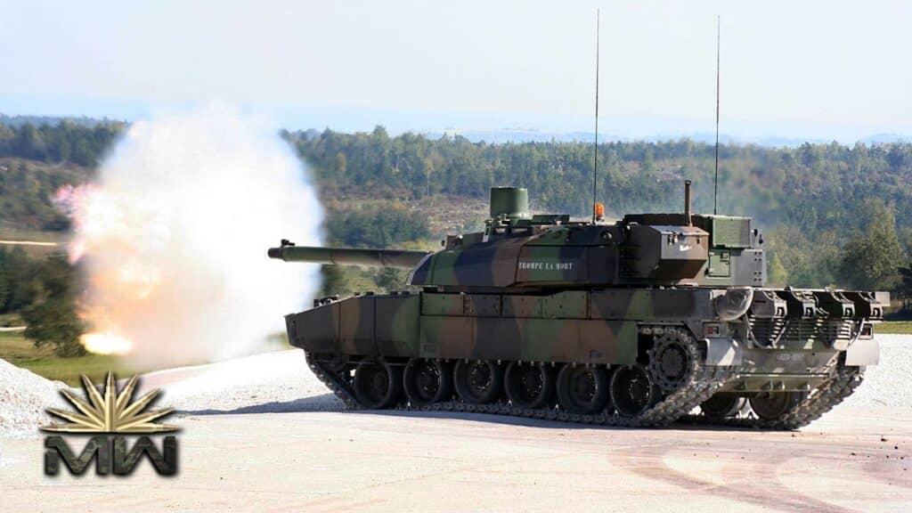 الإمارات تتبرع بـ 80 دبابة Leclerc فرنسية الصنع MBT للأردن