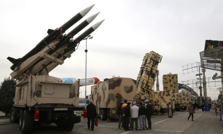 أمريكا ستدمر أي صواريخ إيرانية تشحن إلى فنزويلا