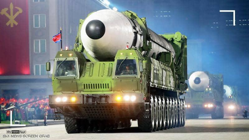 ماذا نعرف عن صاروخ كوريا الشمالية المرعب؟..إنفوغراف يوضح حقيقة الصاروخ