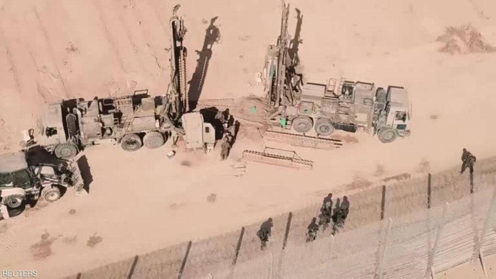 قصف إسرائيلي على القنيطرة السورية ومواقع لحماس بعد كشف نفق لها