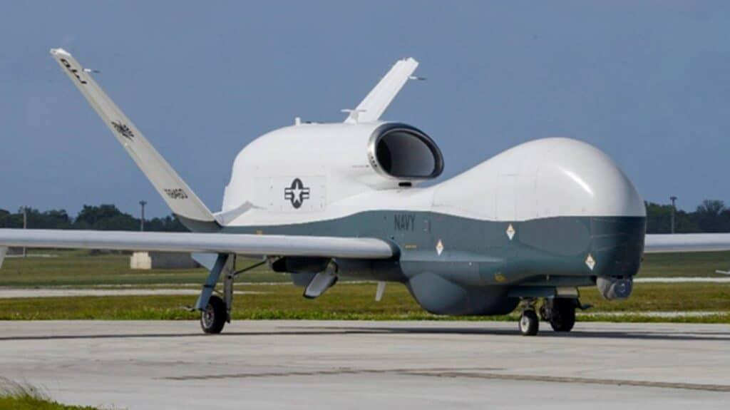 شركة نورثروب غرومان تصنع أول طائرة أسترالية بدون طيار من طراز Triton