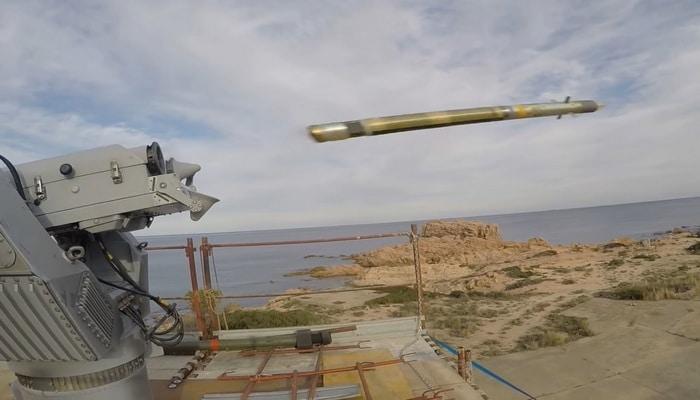الجيش الفرنسي يطلق أول صواريخ MBDA Mistral 3 أرض جو