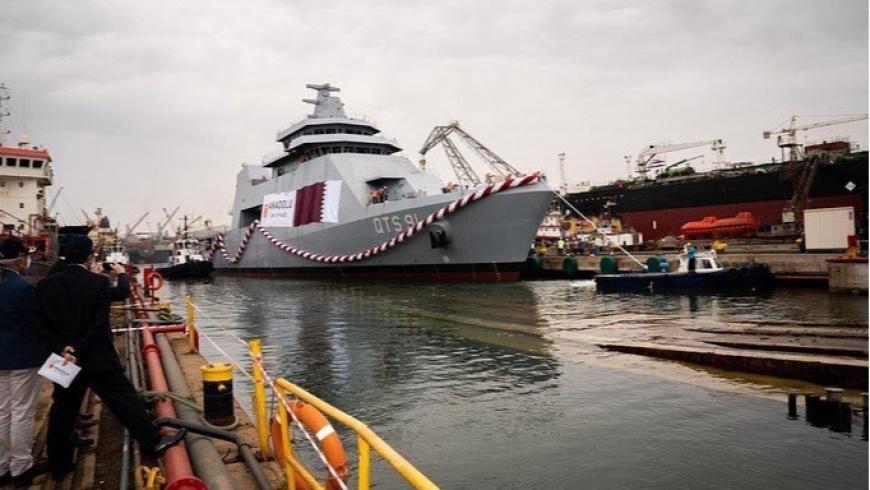 بعد تسلم سفينة الدوحة الحربية..قطر تستورد سلاحا جديدا من تركيا