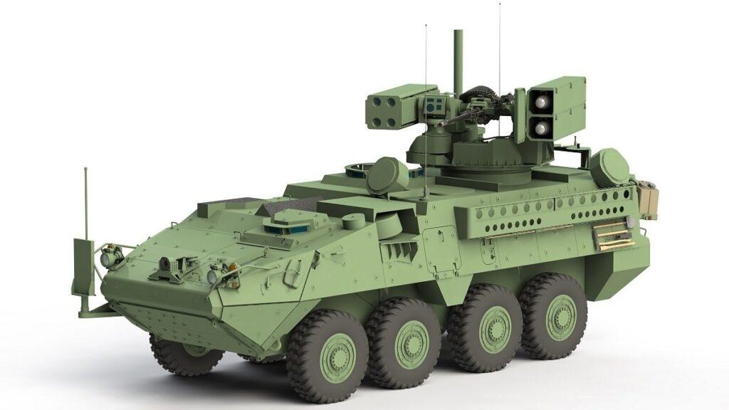 الجيش الأمريكي يكشف عن نظام مدفع ليزر جديد لأول مرة