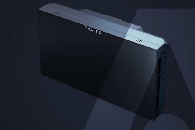 تاليس تطلق رادار المراقبة الجوي الجديد AirMaster C فائق الصغر