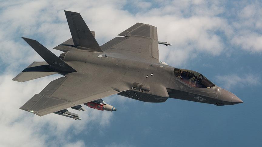 هل يتوجب على إيران القلق من إمتلاك إيران مقاتلات F35 الامريكية ؟