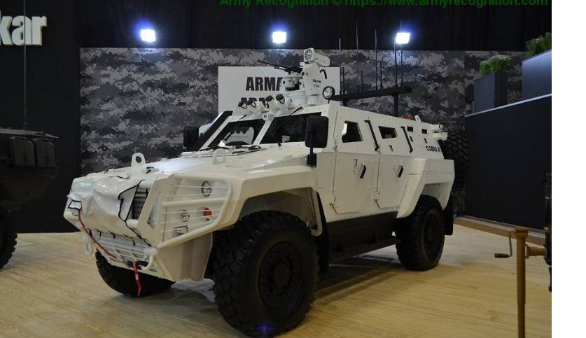 Otokar من تركيا توقع عقدًا لتسليم ARMA 8x8 و Cobra II مدرعة إلى دولة أفريقية