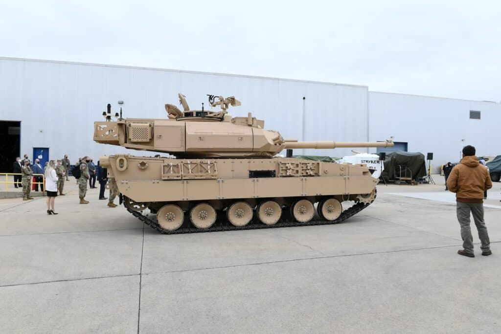 الجيش الأمريكي يبحث عن دبابة خفيفة جديدة للإنتشار السريع
