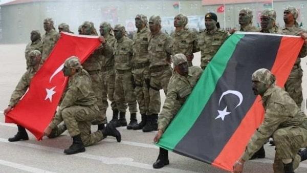 تركيا تعزز وجودها في قاعدة عقبة بن نافع الليبية