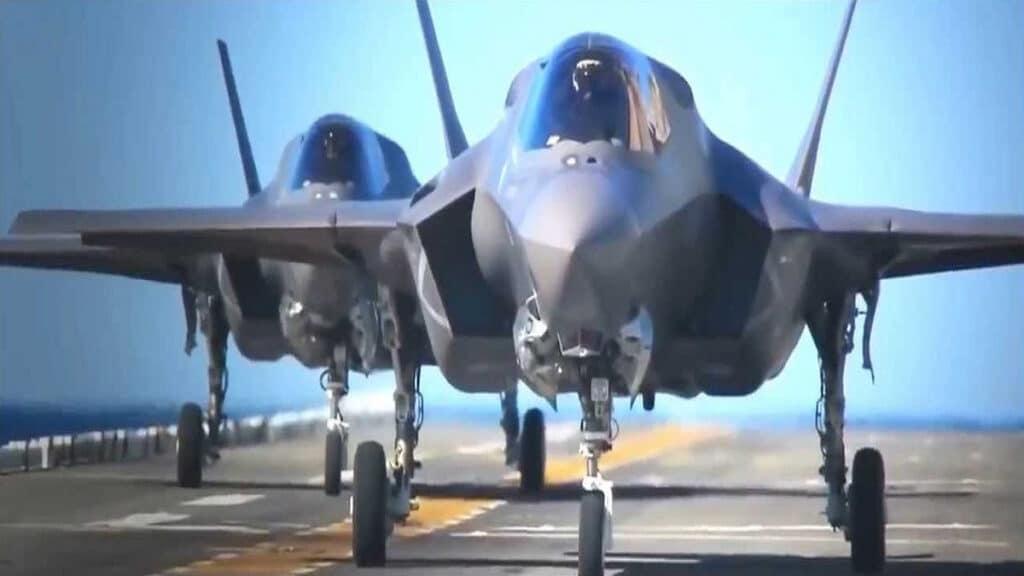 إسرائيل تعارض بيع أمريكا طائرات إف-35 لقطر
