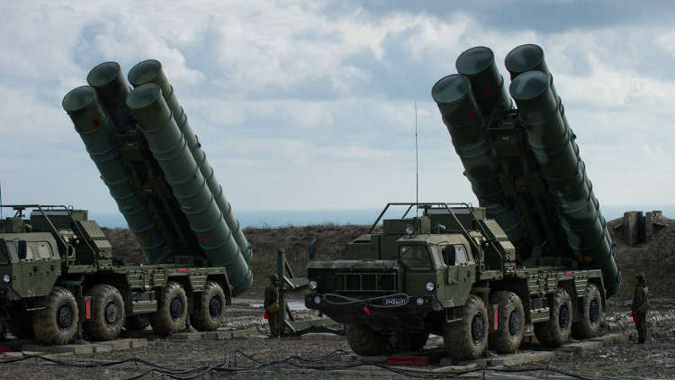 """أنباء عن تحريك الجيش التركي لمنظومة """"أس 400""""نحو ولاية سينوب"""