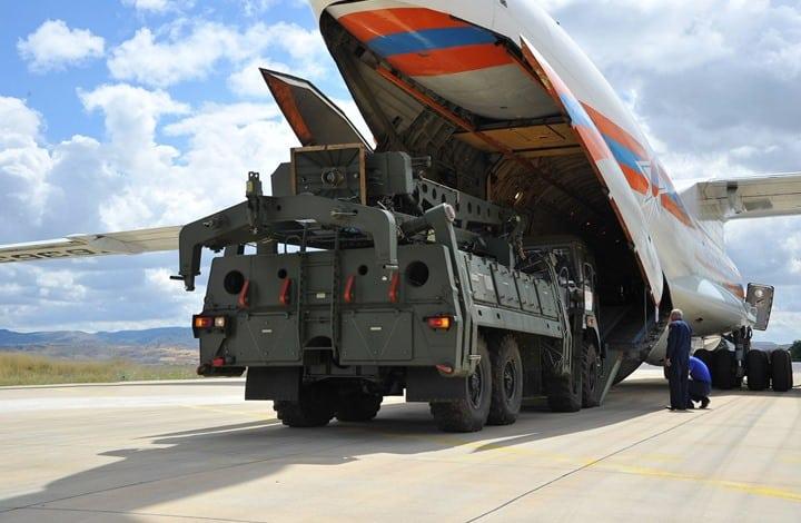 """أمريكا تحذر تركيا من """"عواقب وخيمة"""" إذا فعّلت """"أس400"""""""