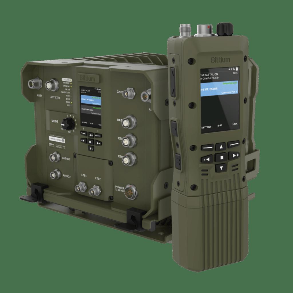 Bittium تطلق حزمة طاقة تكتيكية للاستخدام المتواصل لأجهزة الاتصالات المحمولة