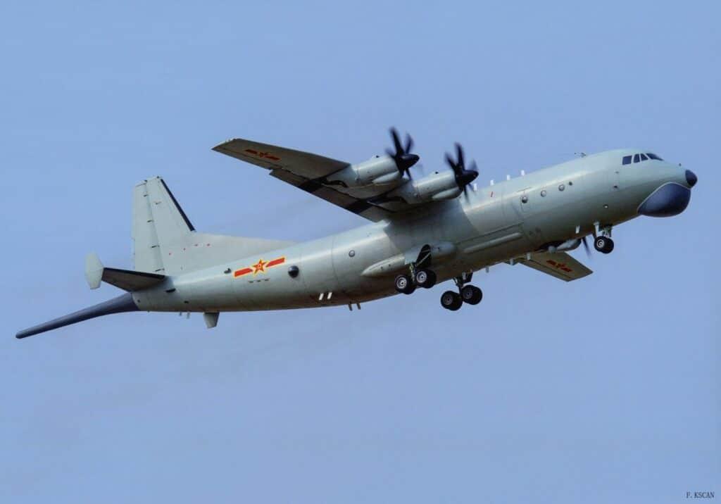 الطائرات المقاتلة التايوانية تعترض مرة أخرى ممرات التجسس الصينية