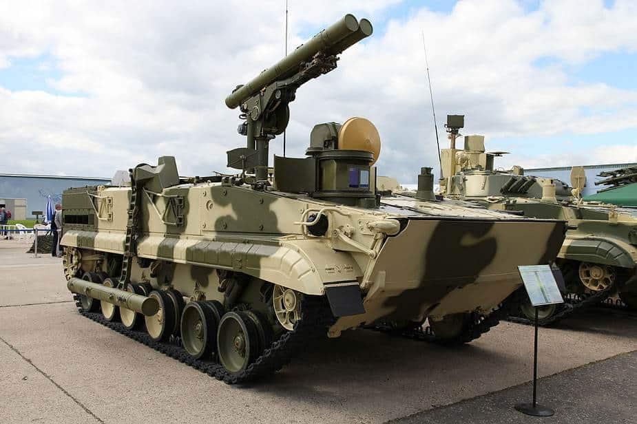 روسيا تخطط لتطوير مدمرة دبابة T-17 على أساس منصة دبابات Armata
