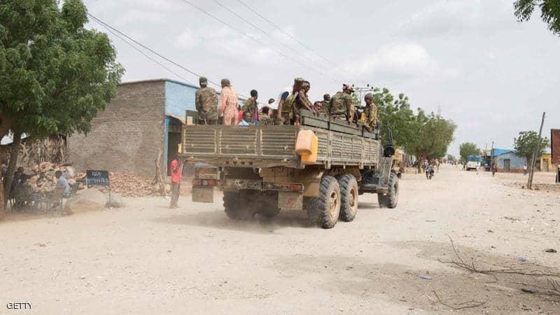 الجيش الإثيوبي يهدد باستخدام الدبابات للاستيلاء على عاصمة تيغراي