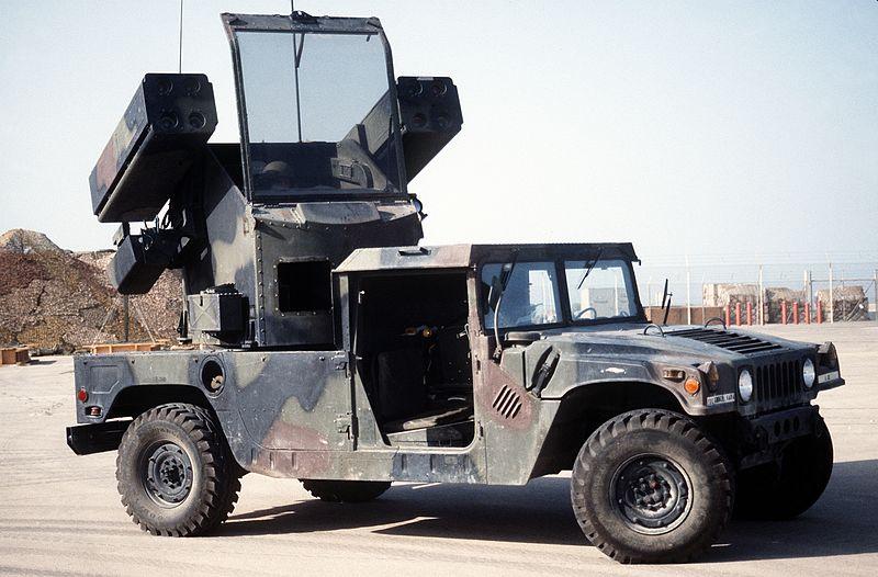 """نظام أفينجر """"المنتقم"""" نظام دفاعي أمريكي قصير المدى محمول"""