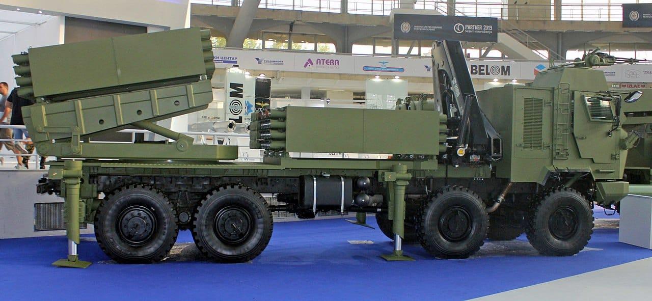 """""""تمنافا """"راجمة صواريخ متعددة صربية الصنع .. مميزات وقدرات"""