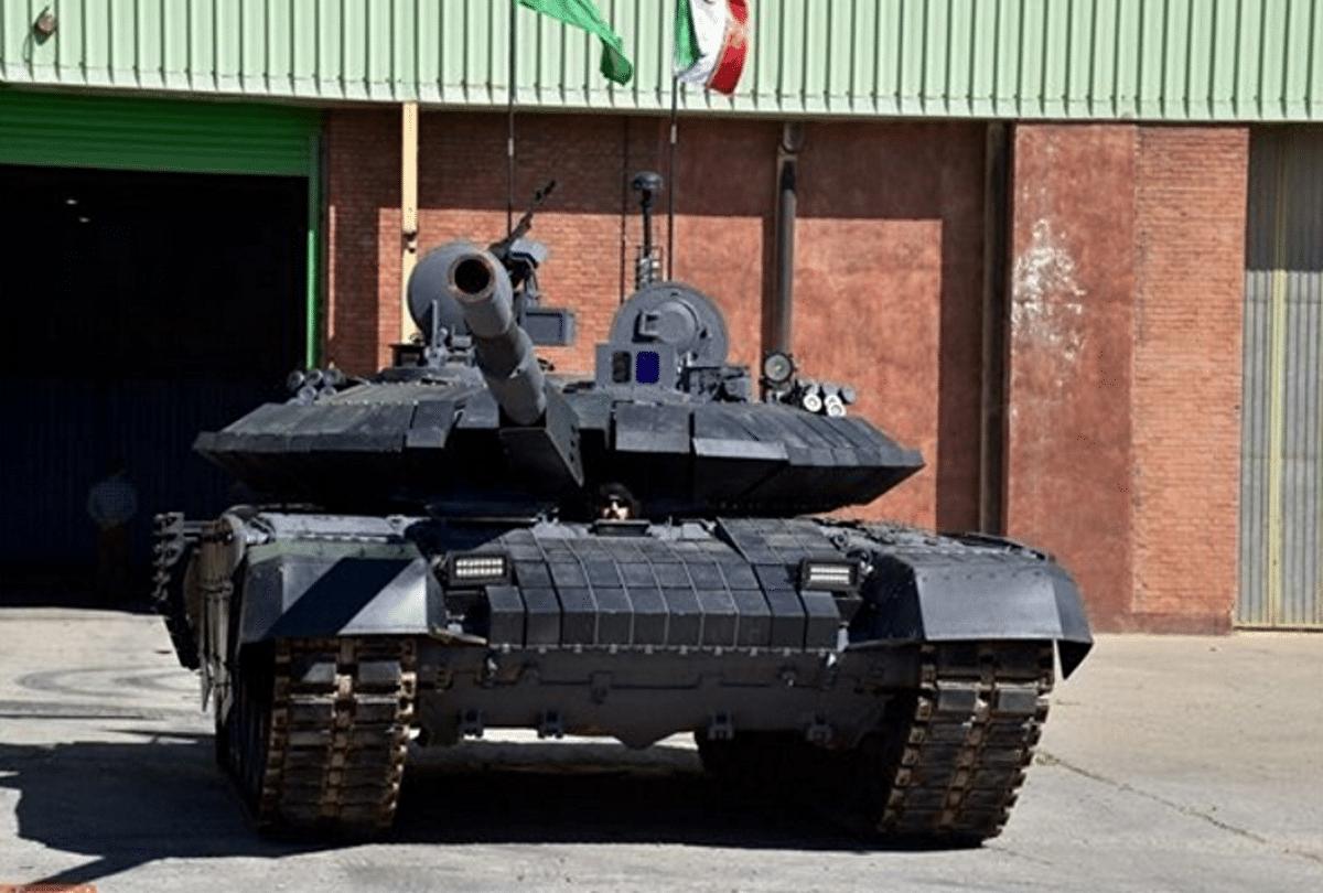"""إيران تنتج دبابة قتال رئيسية """"كرار MBT """"جاهزة للدخول في الخدمة"""