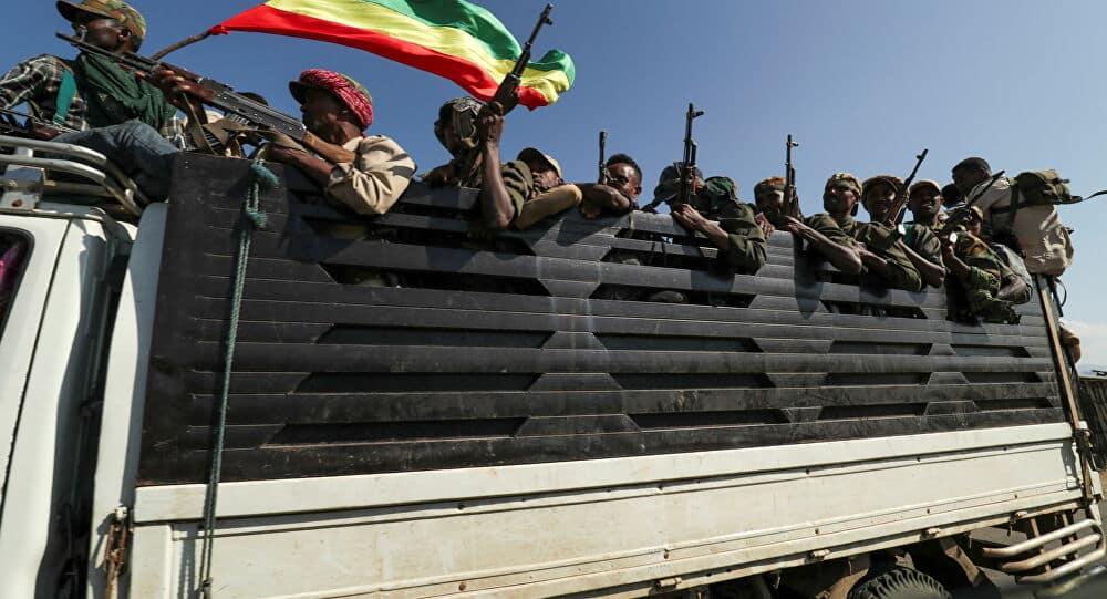 """قوات تيغراي الإنفصالية تعلن """"تدمير"""" الفرقة 21 الآلية بالجيش الإثيوبي"""