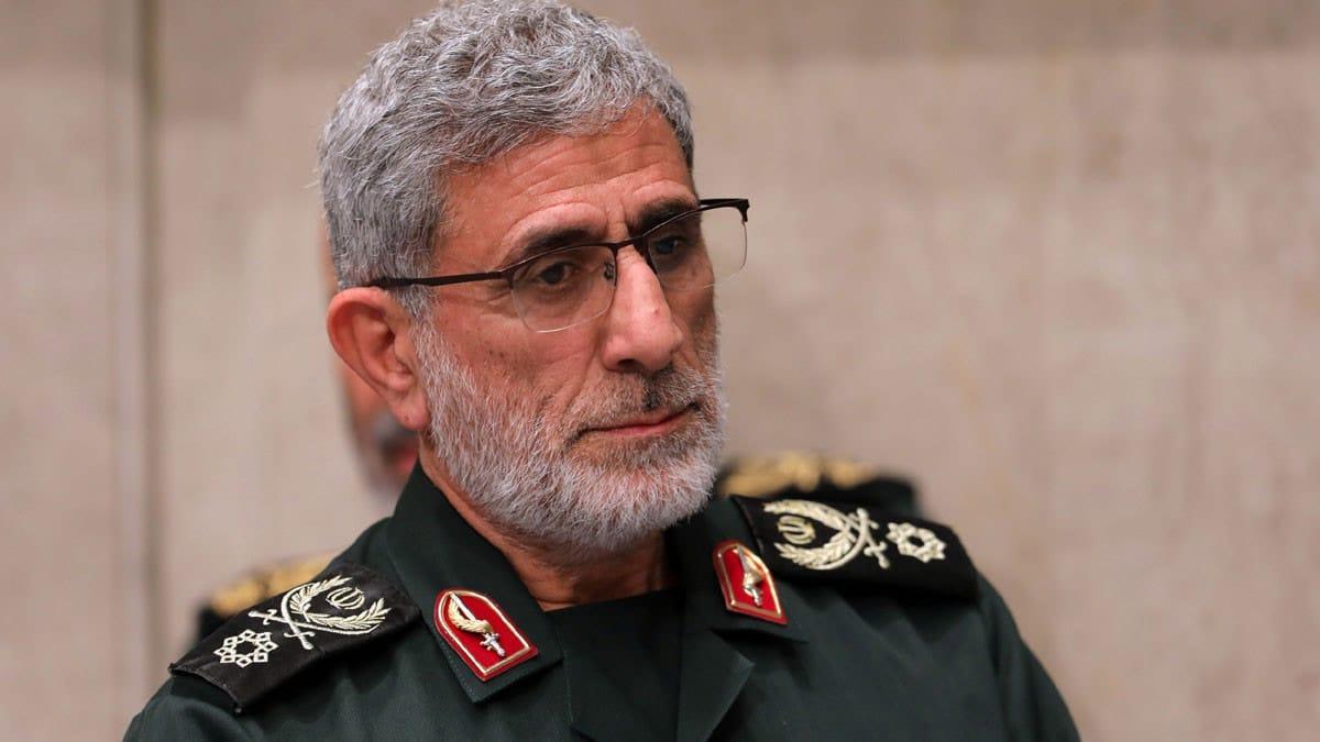 """""""قآني"""" يدعو الفصائل العراقية للتهدئة تجنبا لضربة أمريكية متوقعه"""