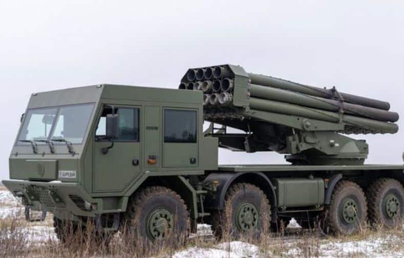 Bureviy نظام إطلاق صواريخ أوكراني متعددة..مميزات وقدرات
