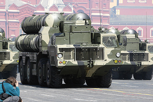 شاهد فيديو إختبار صاروخ روسي جديد