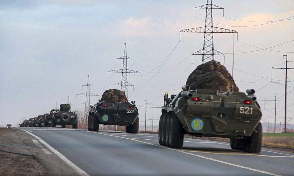 روسيا تنقل قاذفات صواريخ متعددة إلى ناغورنو كاراباخ