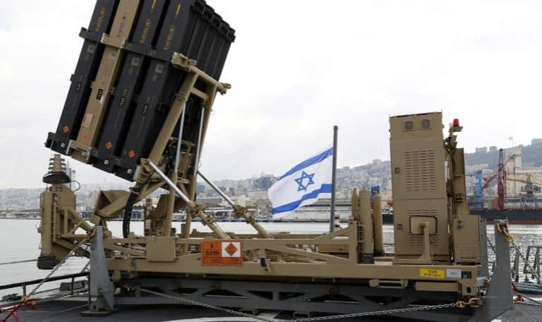 تعاون مستقبلي بين إسرائيل ودول الخليج العربي فيما يتعلق بالدفاع الجوي