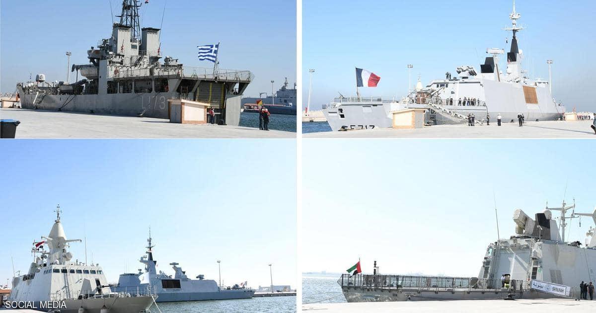 """البحرية التركية تتعرض """"لمهانة"""" على يد فرقاطة مصرية في البحر المتوسط"""