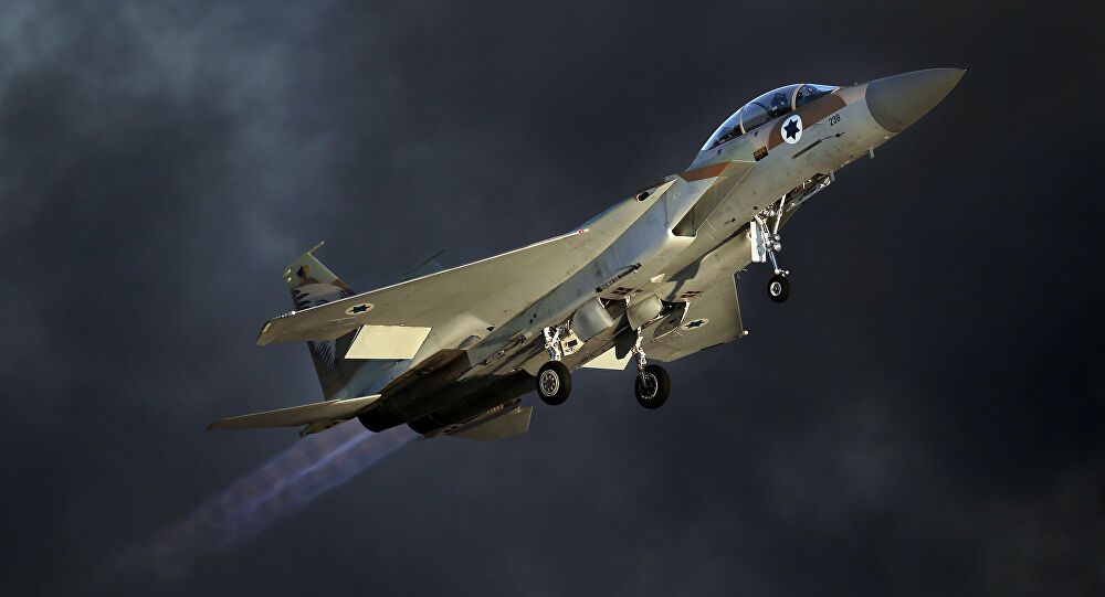 الجيش الإسرائيلي ينشر إحصائية لعمليات التي نفذها في سوريا وغزة عام 2020