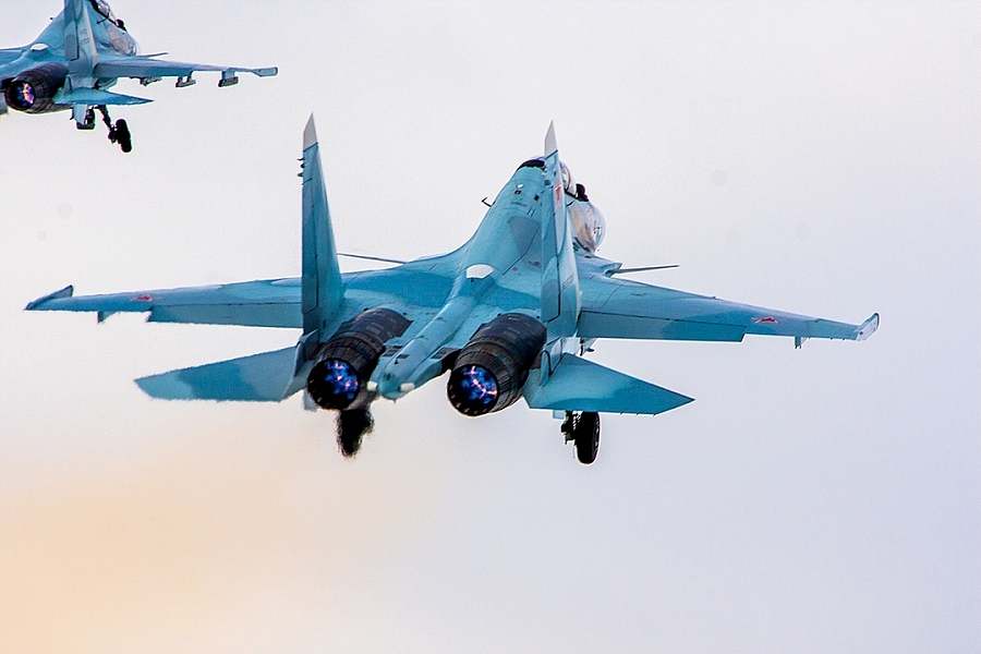 القوات الجوية الروسية تتلقى الدفعة الأخيرة من قاذفات القنابل متعددة المهام Su-34
