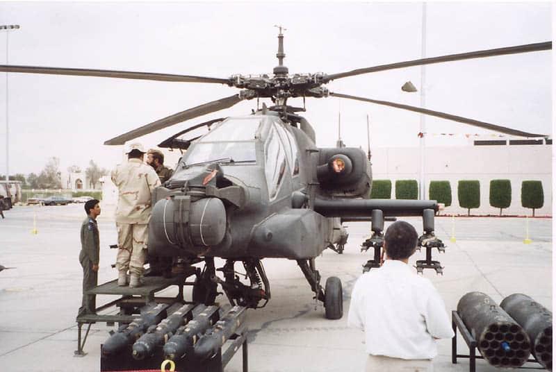 أمريكا توافق على صفقة مبيعات أسلحة للكويت تتضمن مروحيات ومعدات صيانه
