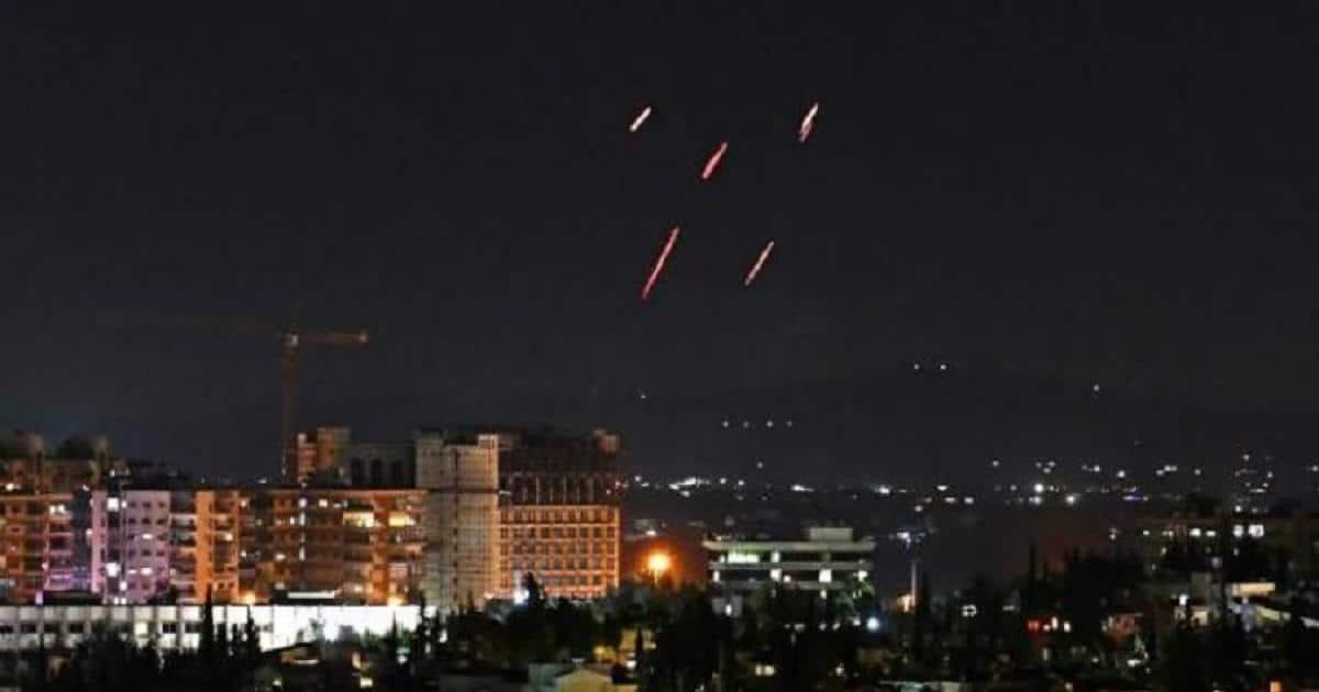 قصف إسرائيلي جديد في ريف الزبداني يقتل جندي سوريويصيب 3 آخرين