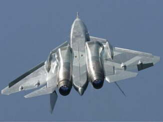 """لماذا تعتبر المقاتلة الروسية """"سو57"""" خطرة على قوات الناتو و آلياته ؟"""