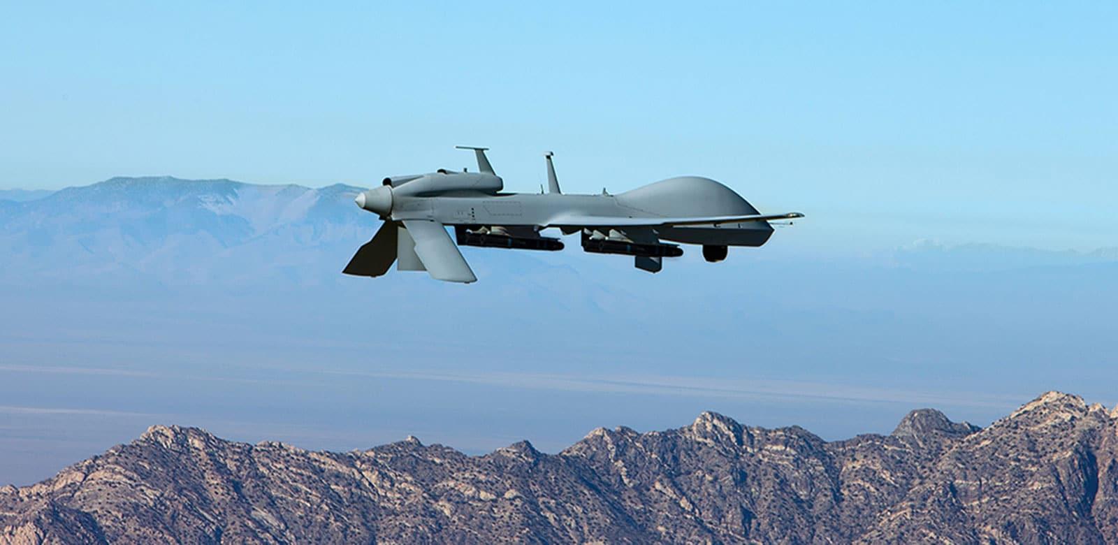 الجيش الأمريكي يتجه لتحسين قدرات طائراته غير المأهولة غراي إيجل